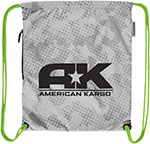 AMERICAN KARGO Cinch Bag (White)