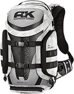 AMERICAN KARGO Trooper Backpack (White)