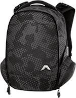 AMERICAN KARGO Commuter Backpack (Black)