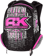 AMERICAN KARGO Commuter Backpack (Pink)