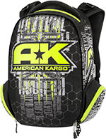 AMERICAN KARGO Commuter Backpack (Hi-Viz)