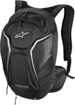 ALPINESTARS Tech Aero Aerodynamic Motorcycle Backpack (Black/White)