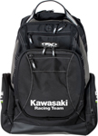 Factory Effex Official Licensed KAWASAKI Backpack w/ Padded Laptop Pocket (Black)