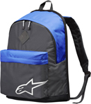 Alpinestars STARTER Motorcycle Backpack (Grey/Blue)