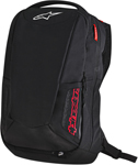 Alpinestars 2017 CITY HUNTER Commuter Motorcycle Backpack (Black/Red)