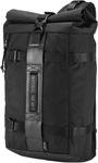 Icon 1000 Rolltop SlingBag Single Strap Motorcycle Bag (Black)