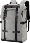 Icon 1000 Advokat Motorcycle Backpack (Gray)