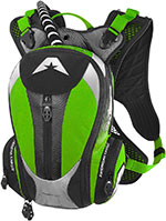 AMERICAN KARGO TURBO 2.0 L Hydration Pack (Green)
