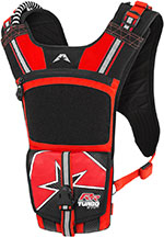 AMERICAN KARGO TURBO 2.0 RR Hydration Pack (Red)