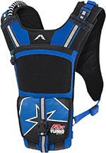 AMERICAN KARGO TURBO 2.0 RR Hydration Pack (Blue)