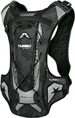 AMERICAN KARGO TURBO 3.0 L Hydration Pack (Black)