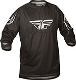 FLY RACING Ripa Convert Off-Road Jersey (Black/White)