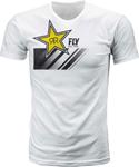 Fly Racing MX Motocross Rockstar Tee (White)