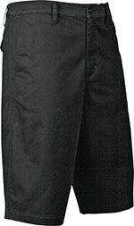 FLY RACING Pinned Casual Shorts (Black)