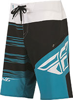 FLY Racing - Influx Boardshorts (Blue/Black/White)