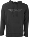 Fly Racing MX Motocross Lightweight Hoodie (Black)