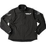 FLY RACING Black Ops Convertible Jacket (Black)