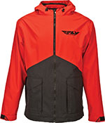 FLY RACING Pit Jacket (Red/Black)