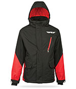 FLY RACING Factory Jacket (Red/Black)