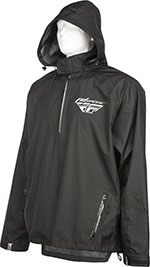 FLY Racing MX Motocross MTB - Stow-A-Way II Jacket (Black)