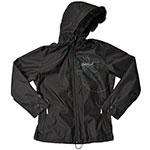 FLY RACING Ladies RAIN DROP Jacket (Black)