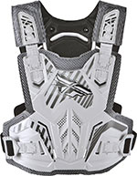 FLY RACING Pivotal Youth Roost Guard (White)
