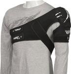 FLY RACING MX Motocross MTB BMX Shoulder Brace Right Side (Black)