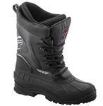 Fly Racing Snow Snowmobile Men's AURORA Boots (Black)