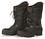 FLY Racing Snow Snowmobile - AURORA Boots (Black)