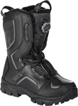 Fly Racing Snowmobile Marker Boa Boots (Black)
