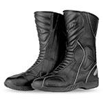 FLY RACING Milepost II Motorcycle Boots, Waterproof (Black)