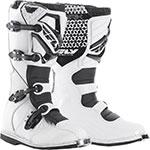 FLY Racing MX Motocross - Kids MAVERIK MX Boots (White)