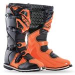 FLY RACING MX Motocross Kids MAVERIK Boots (Orange)