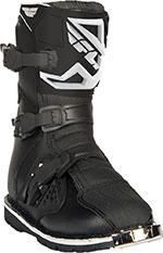 FLY Racing Offroad Dual Sport/ATV - MAVERIK Boots (Black)
