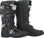 Fly Racing MX Motocross FR5 Boots (Black)