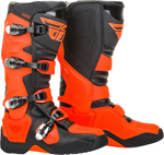 Fly Racing MX Motocross FR5 Boots (Orange)