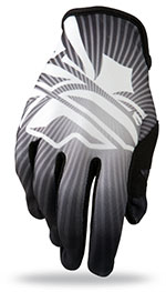FLY RACING Lite Race Motocross Gloves (Black/Grey)