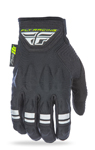 FLY RACING Offroad Johnny Campbell Signature Patrol XC Lite Gloves (Black/Grey)
