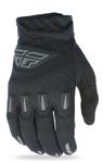 FLY RACING MX Motocross MTB BMX 2017 F-16 Gloves (Black)