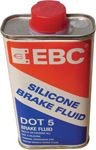 EBC Brakes BF005 Brake Fluid - DOT 5 Silicone / Each (DOT-5)