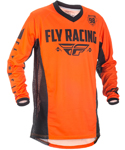 Fly Racing Adventure Offroad 2018 Men's PATROL Jersey (Orange/Black)