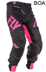 Fly Racing MX Motocross 2018 Limited Edition LITE HYDROGEN Pants (Neon Pink/Black)
