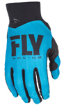 Fly Racing MX Motocross MTB BMX 2018 Men's PRO LITE Gloves (Blue)