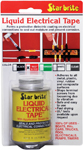 Star Tron Liquid Electrical Tape (LET) Red | 4 oz | 84105