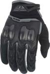 Fly Racing MX Motocross Patrol XC Gloves (Black)