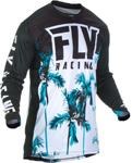 Fly Racing MX Motocross Lite Hydrogen Jersey (Paradise)