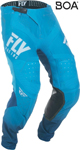 Fly Racing MX Motocross Lite Hydrogen Pants (Blue/White)