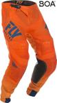 Fly Racing MX Motocross Lite Hydrogen Pants (Orange/Navy)