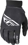Fly Racing MX Motocross Pro Lite Gloves (Black/White)