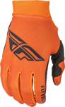 Fly Racing MX Motocross Pro Lite Gloves (Orange/Black)